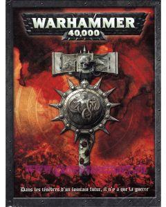 Warhammer 40000 (JdF) - Livre de Règles (Edition 2012)