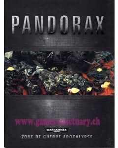 Warhammer 40000 (JdF) - Apocalypse - Zone de Guerre - Pandorax