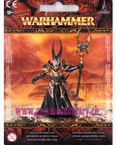 Warhammer (JdB) - Guerriers du Chaos - Seigneur Sorcier