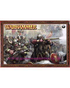 Warhammer (JdB) - Nains - Arquebusiers ou Arbalétriers