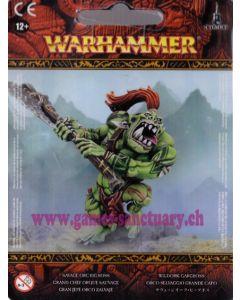 Warhammer (JdB) - Orques & Gobelins - Grand Chef Orque Sauvage