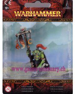 Warhammer (JdB) - Orques & Gobelins - Chaman Gobelin