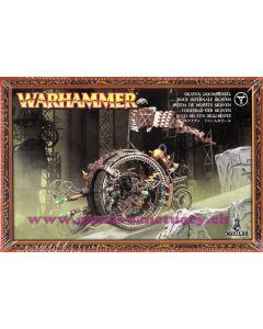 Warhammer (JdB) - Skavens - Roue Infernale