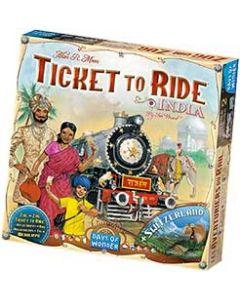 Les Aventuriers du Rail - Inde et Suisse