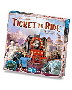 Les Aventuriers du Rail - Asie et Asie Légendaire
