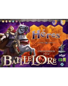 Battlelore - Héros (1ère Edition)