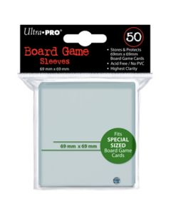 Board Game Sleeves - Special Sized 69 x 69 mm (50)