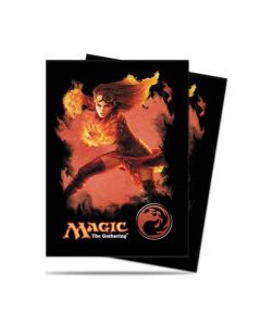 Magic the Gathering - Mana 4 - Deck Protector Sleeves - Chandra (80)