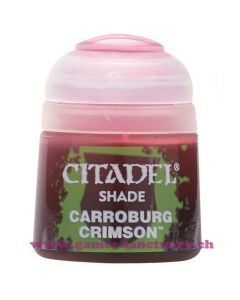 Shade - Carroburg Crimson