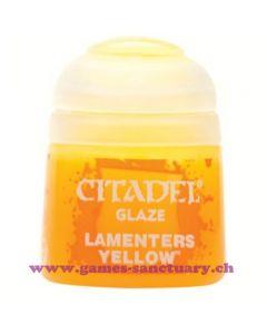 Glaze - Lamenters Yellow