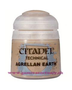 Technical - Agrellan Earth