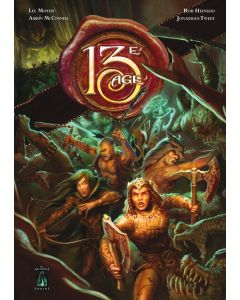 13e Âge - Livre de Règles