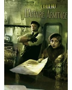Cthulhu (JdR) - L'Affaire Armitage