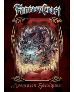 Fantasy Craft - Aventures Héroïques