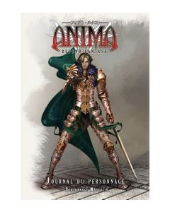 Anima (JdR) - Le Journal du Personnage Masculin