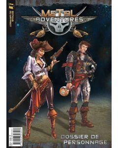 Metal Adventures (JdR) - Dossier de Personnage