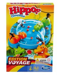 Hippos Gloutons - Edition Voyage