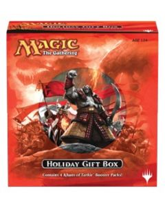 Magic - Khans of Tarkir - Holiday Gift Box - 2014 (Anglais)