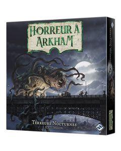 Horreur à Arkham (JdP) - 3ème Edition - Terreurs Nocturnes