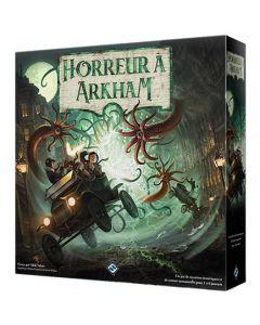 Horreur à Arkham (JdP) - 3ème Edition - Le Jeu de Plateaux
