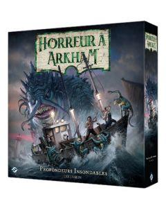 Horreur à Arkham (JdP) - 3ème Edition - Extension - Profondeurs Insondables