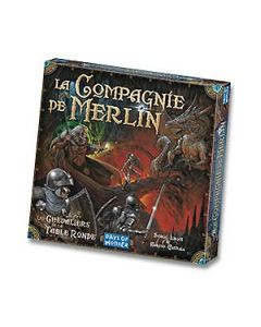 Les Chevaliers de la Table Ronde - La Compagnie de Merlin
