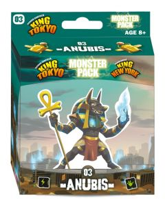 King of Tokyo - Monster Pack 03 - Anubis