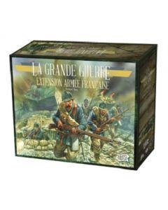 La Grande Guerre - Extension Armée Française
