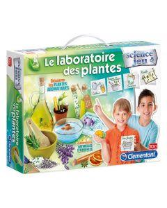 Le Laboratoire des Plantes (Science & Jeu)