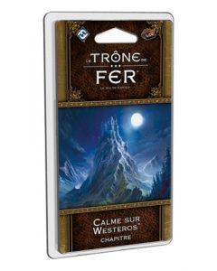 Le Trône de Fer (JdC 2ème Edition) - Calme sur Westeros