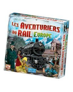 Les Aventuriers du Rail - Europe