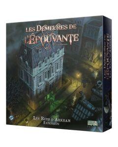 Les Demeures de l'Epouvante (2ème Edition) - Les Rues d'Arkham