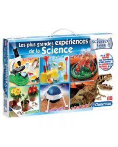 Les Plus Grandes Expériences de la Science (Science & Jeu)