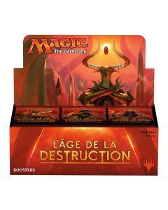 Magic - L'Age de la Destruction - Boite de 36 Boosters