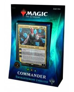Magic - Commander 2018 - Enchantement Evolutif