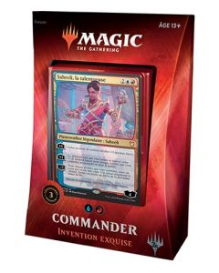 Magic - Commander 2018 -  Invention Exquise