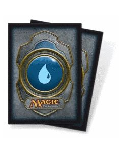 Magic - Deck Protector Mana Symbol (3) - Blue Island (80)