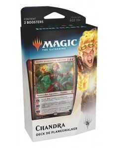 Magic - Dominaria - Deck de Planeswalker - Chandra