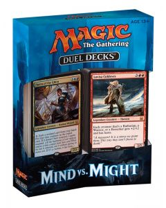 Magic - Duel Decks - Mind vs. Might (Anglais)