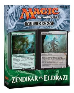 Magic - Duel Decks - Zendikar vs. Eldrazi (Anglais)