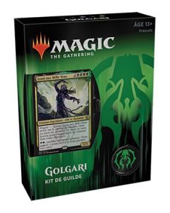 Magic - Golgari - Kit de Guilde