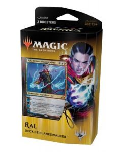 Magic - Les Guildes de Ravnica - Deck de Planeswalker - Ral