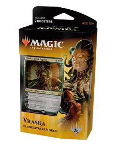 Magic - Les Guildes de Ravnica - Deck de Planeswalker - Vraska