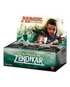 Magic - La Bataille de Zendikar - Boîte de 36 Boosters
