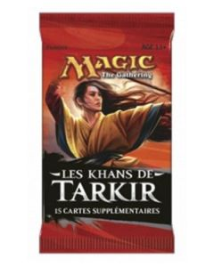 Magic - Les Khans de Tarkir - Booster(s)