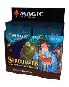 Magic - Strixhaven - Boite de 12 Boosters Collector