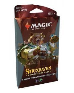 Magic - Strixhaven - Booster Thématique - Flestrefleur