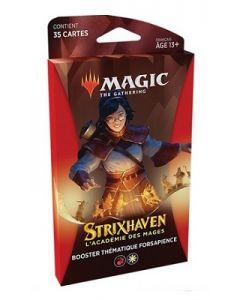 Magic - Strixhaven - Booster Thématique - Forsapience