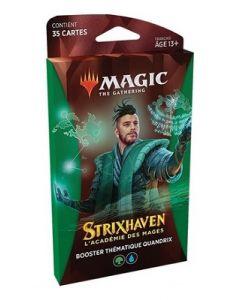 Magic - Strixhaven - Booster Thématique - Quandrix