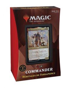 Magic - Strixhaven - Commander - Héritages de Foraspience